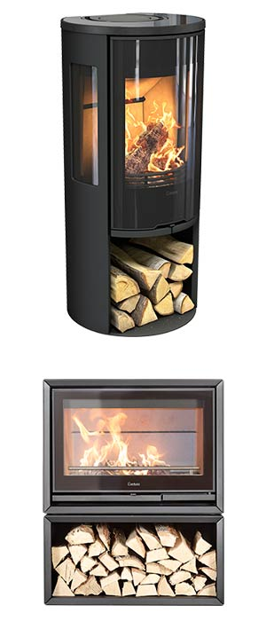 Contura wood burnings stoves